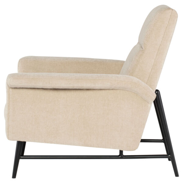 Mathise Almond and Black Occasional Chair, image 3