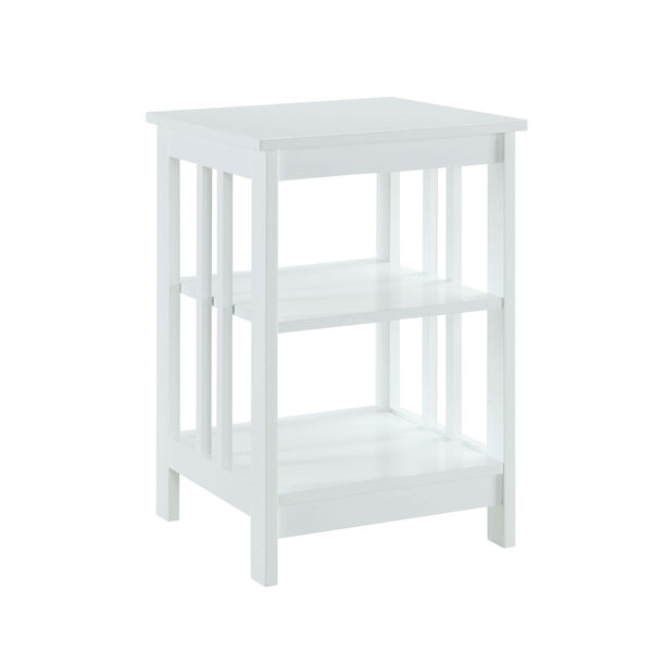 Mission End Table, image 1