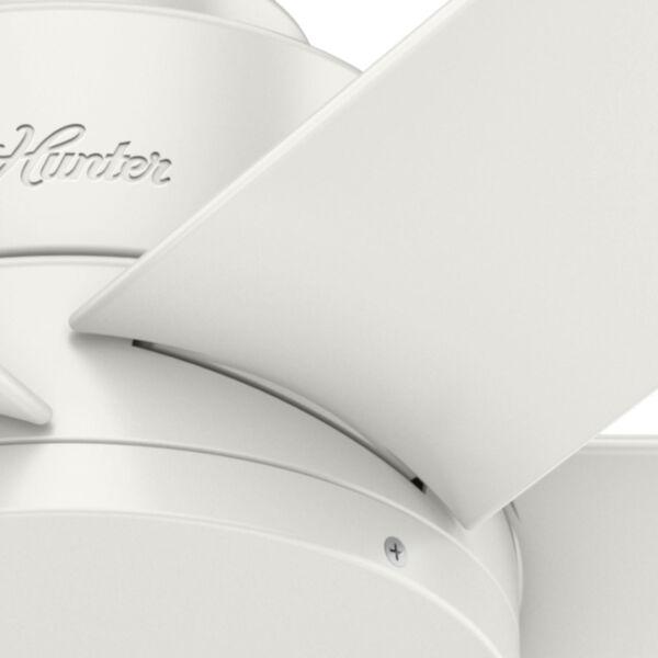 Kennicott Fresh White 44-Inch Outdoor Ceiling Fan, image 4