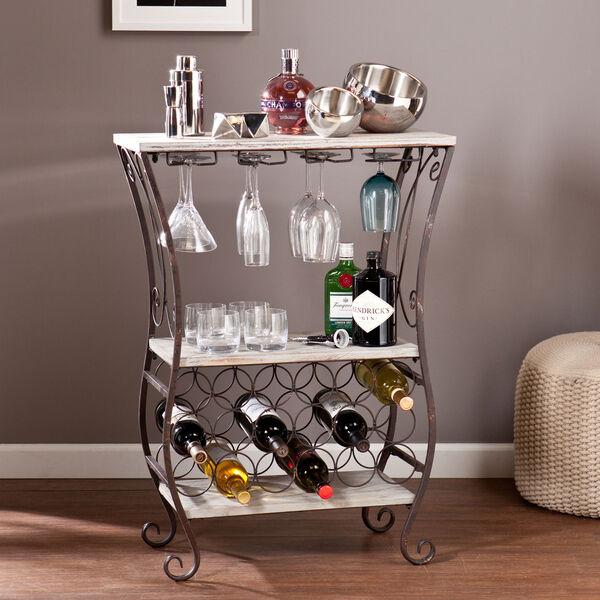 Arcino Wine Storage Table, image 1