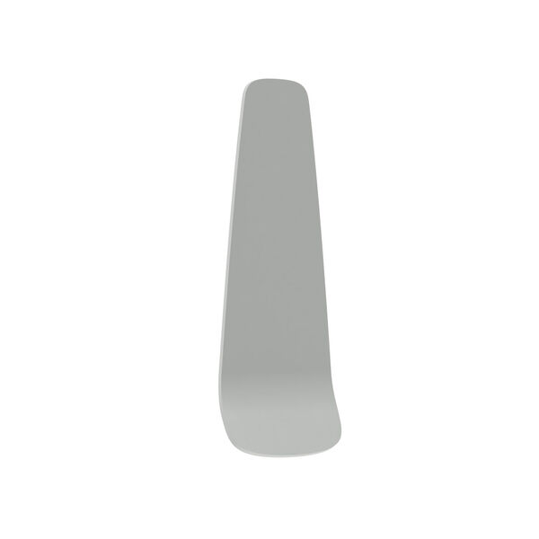 Silver Grey ADA LED Wall Sconce, image 1