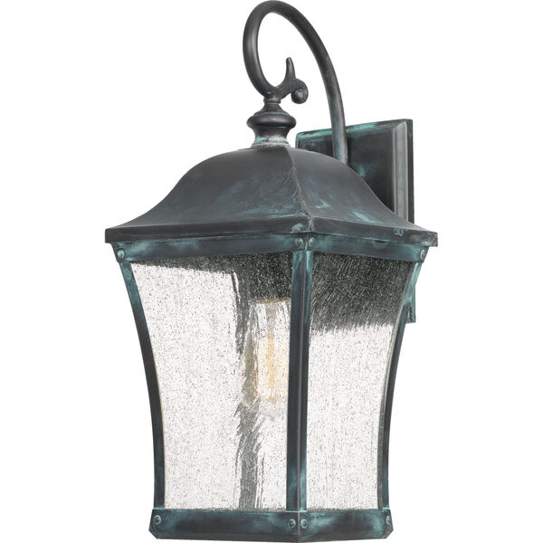 Bardstown Aged Verde One-Light Outdoor Wall Mount, image 1