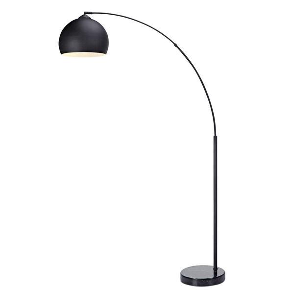 Arquer Black Arc Floor Lamp, image 1