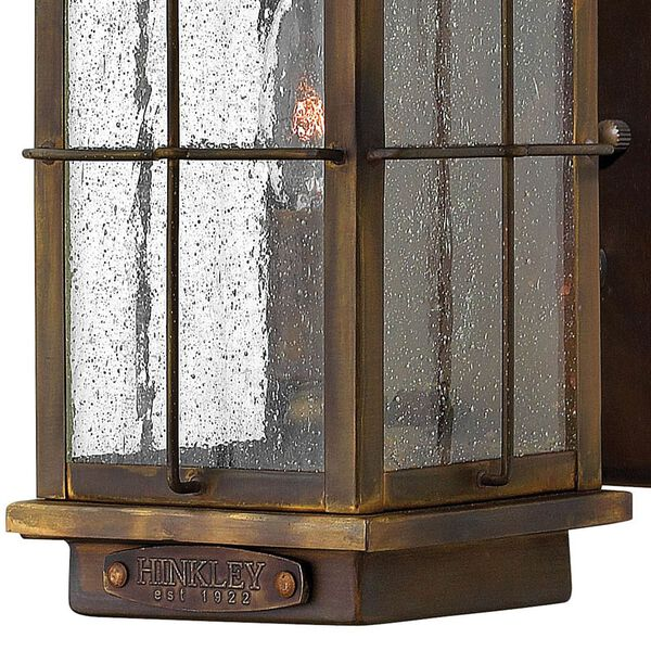 Bingham Sienna 5-Inch One-Light Outdoor Small LED Wall Mount, image 2