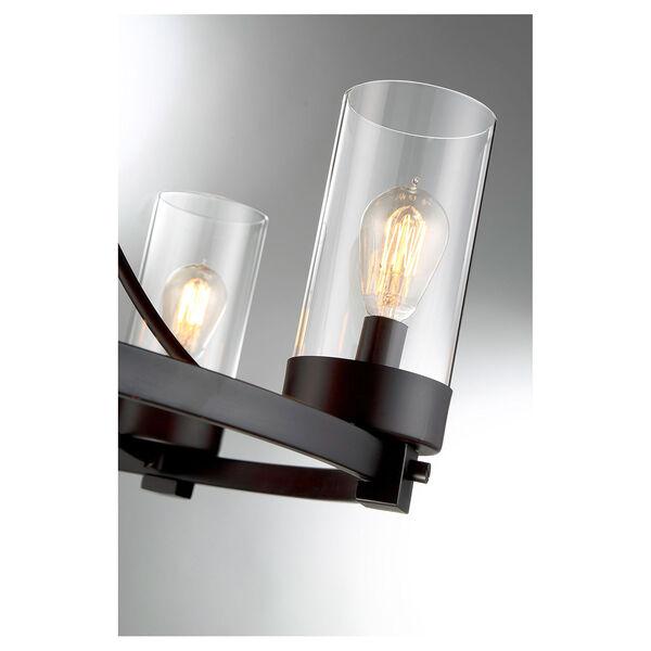 Whittier Oil Rubbed Bronze Five-Light Chandelier, image 4