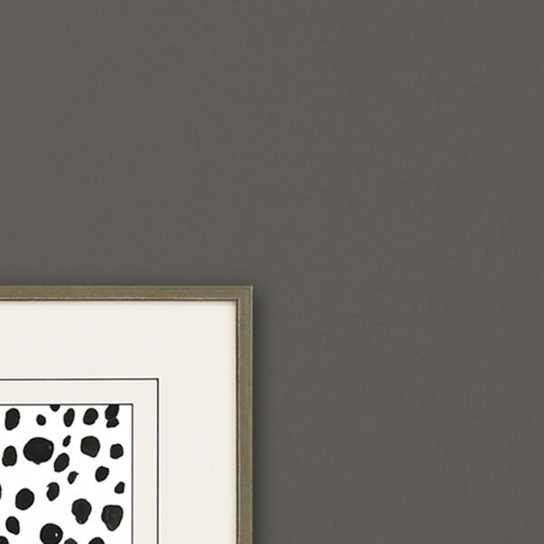 Black 19 H x 17 W-Inch Perception Wall Art, Set of 4, image 3