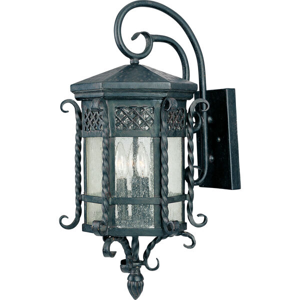 Scottsdale Large Outdoor Wall Mount, image 1
