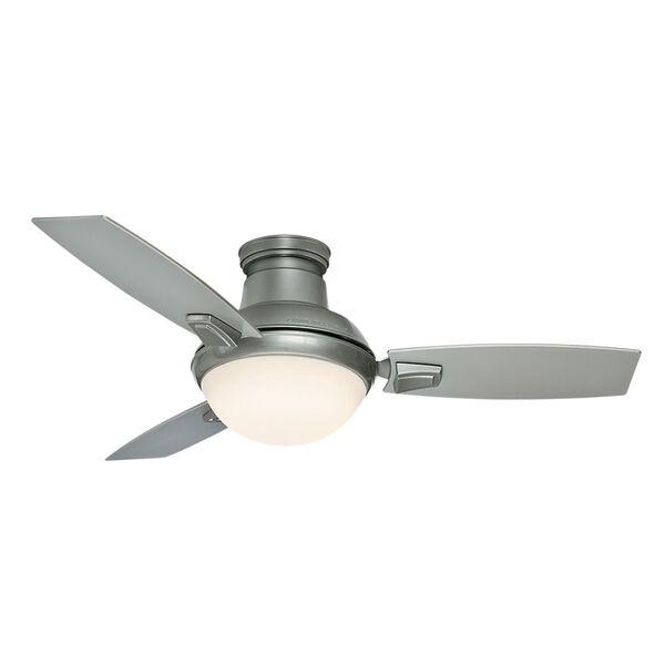 Verse Satin Nickel 44-Inch LED Ceiling Fan, image 3