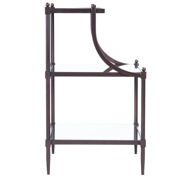 Metalworks Tiered Side Table, image 6