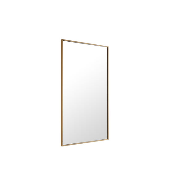 Eternity Brass 24-Inch Mirror, image 4