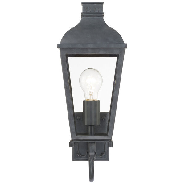 Dumont Graphite One-Light Outdoor Wall Mount, image 2