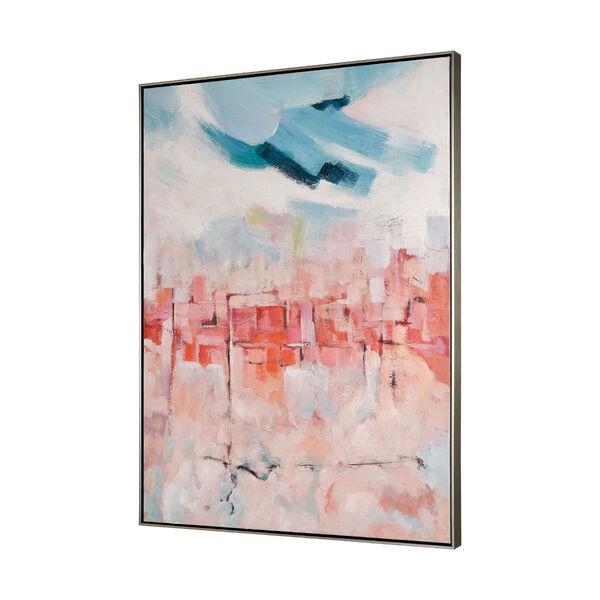 Skyline Hues Multicolor Wall Art, image 2