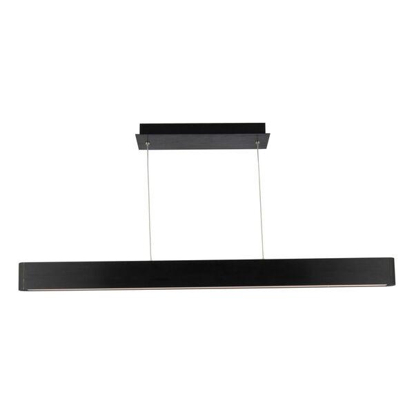 Volo Black 44-Inch LED Linear Pendant, image 2