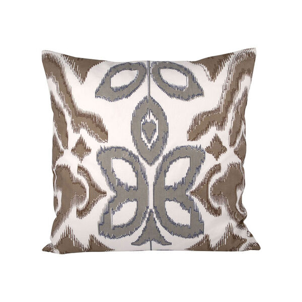 Townsend Crema and Chateau Graye Throw Pillow, image 1