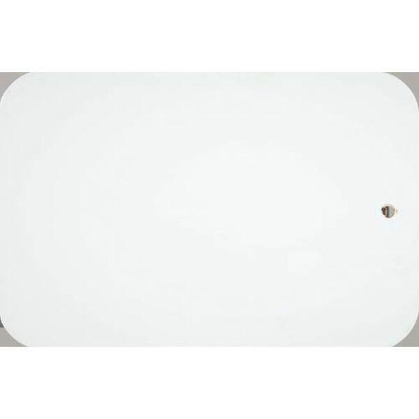 Light Wave White LED 52-Inch Ceiling Fan, image 4