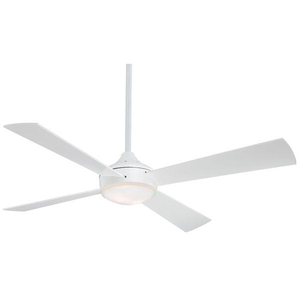 Aluma 52-Inch LED Ceiling Fan, image 1