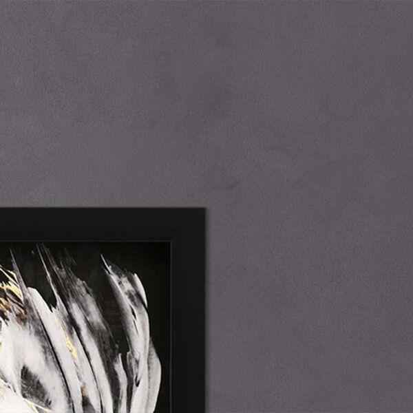 Tulips on Black Black Framed Art, Set of Two, image 3
