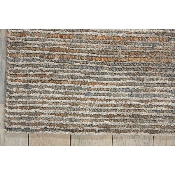 Mesa Indus Hematite Rectangular: 5 Ft. 6 In. x 7 Ft. 5 In. Rug, image 3