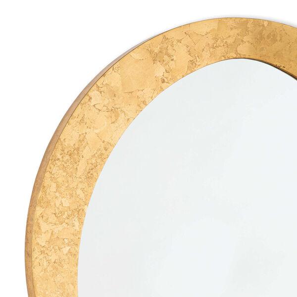 Insignia Gold Leaf Mirror, image 2