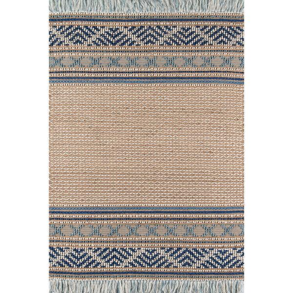 Esme Blue Rectangular: 8 Ft. x 10 Ft. Rug, image 1