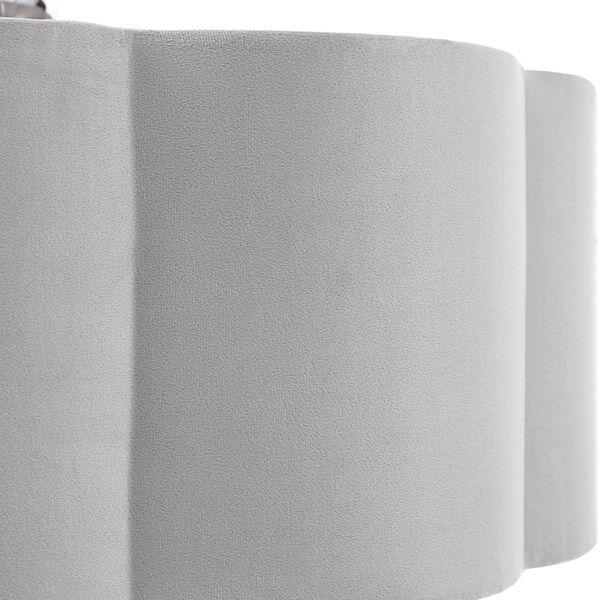 Helena Chrome Four-Light Pendant, image 6