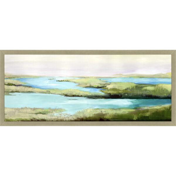 Pardis Perdu Green Framed Art, image 2