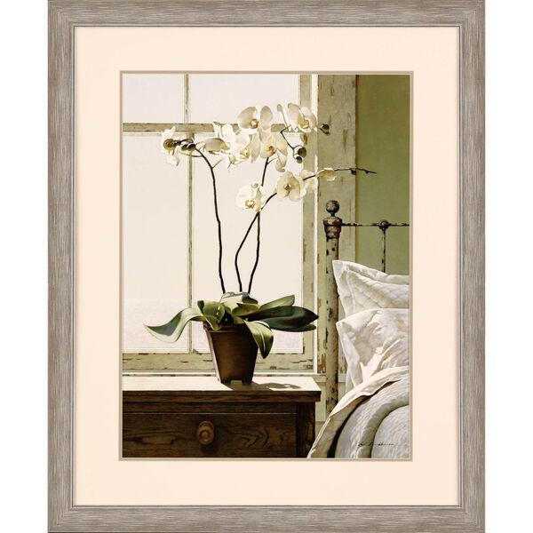 Bedside Orchid Neutral Framed Art, image 1