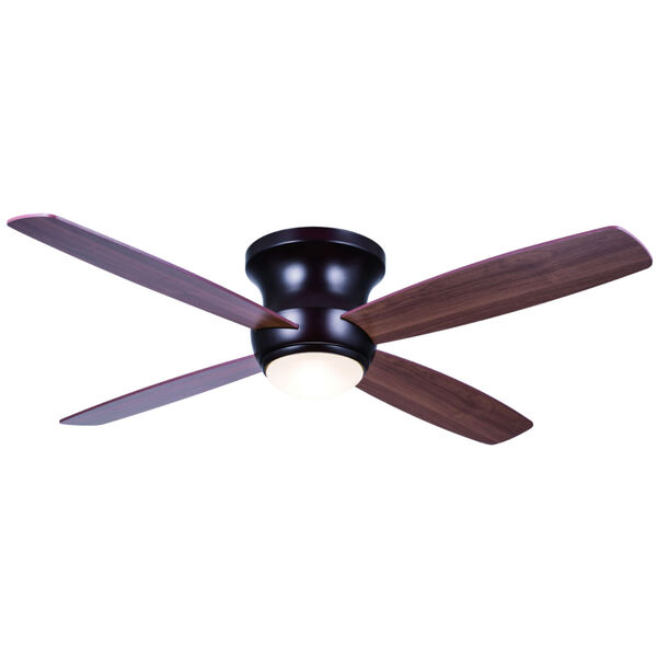 Zorion Oil Rubbed Bronze 52-Inch LED Ceiling Fan, image 1