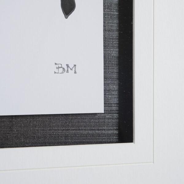 Black Ancient Notes I Wall Art, image 4