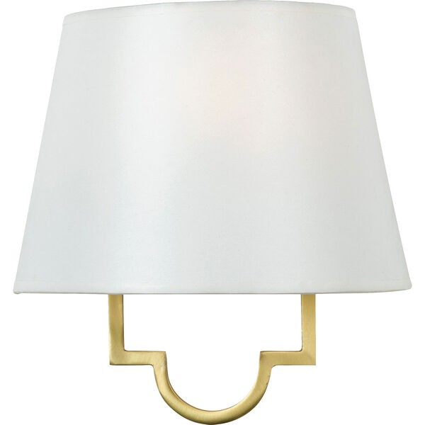 Linden Gold One-Light Wall Sconce, image 1