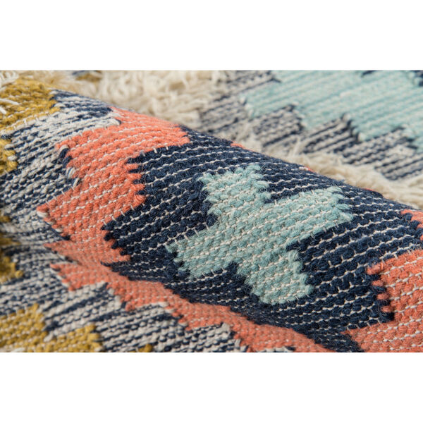 Indio Templin Multicolor Rectangular: 2 Ft. x 3 Ft. Rug, image 4