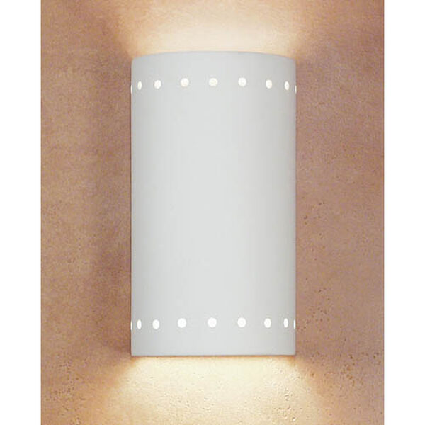 Gran Melos Bisque Wall Sconce, image 1
