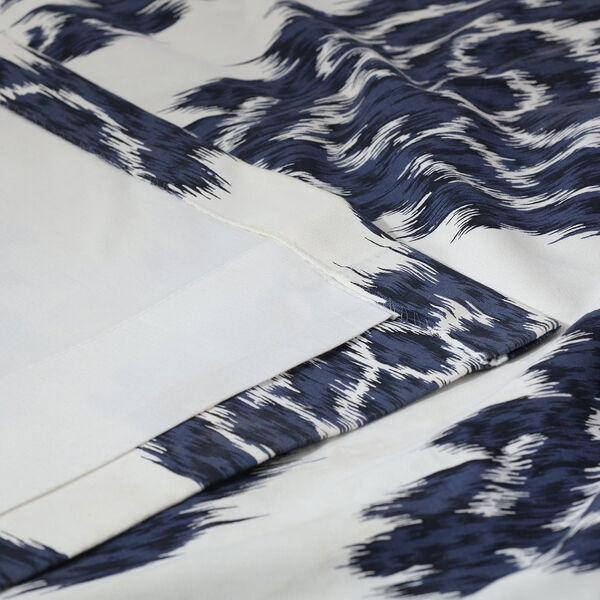 Ikat Multi 50 x 108-Inch Printed Curtain, image 6