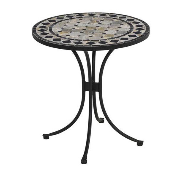 Marble Bistro Table, image 1