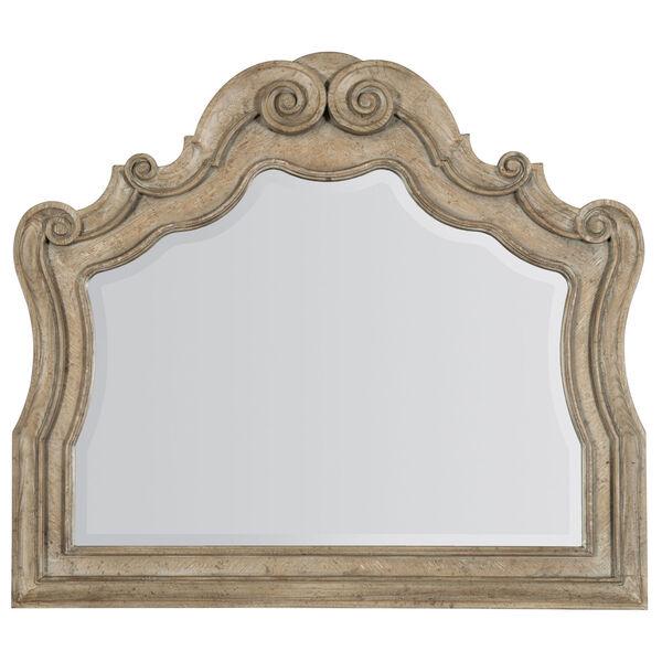 Castella Brown Mirror, image 1