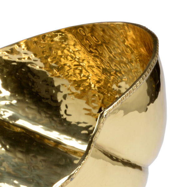 Victoria Antique Brass 17-Inch Tray, image 2
