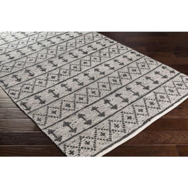 Lexington Khaki and Black Rectangular Rug, image 4