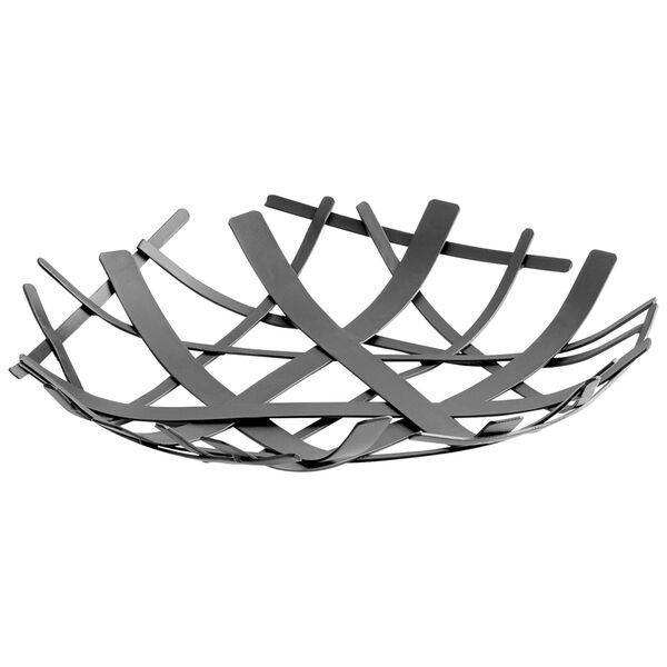 Graphite 11-Inch Belgian Basket, image 1