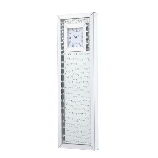 Sparkle Clear 35-Inch Wall Clock, image 6