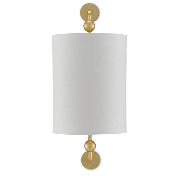 Tavey Contemporary Gold One-Light Wall Sconce, image 4
