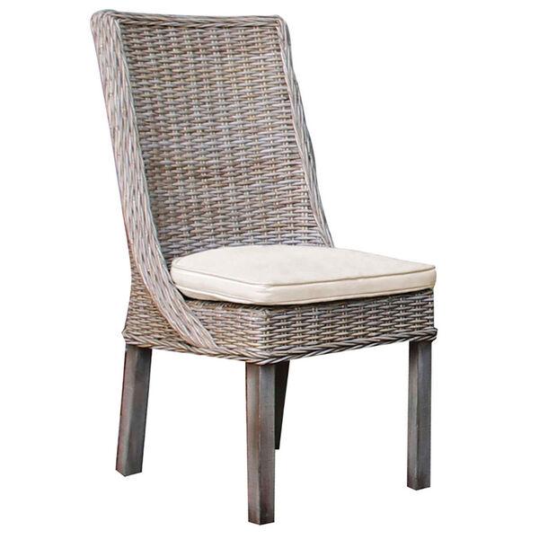 Exuma Side Chair with Cushion, image 1
