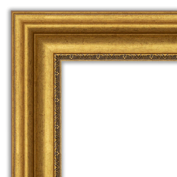 Parlor Gold 20W X 54H-Inch Full Length Mirror, image 2