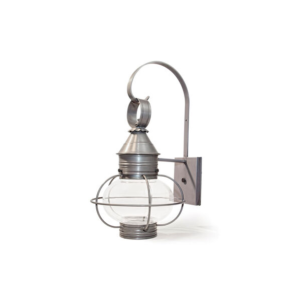 Medium Caged Onion Outdoor Wall Lantern, image 1