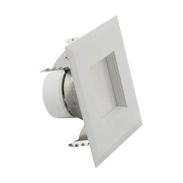 ColorQuick White 5-Inch LED Square Downlight Retrofit, image 1