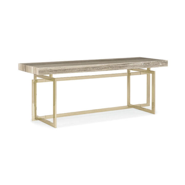 Classic Beige Console Table, image 2