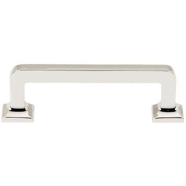 Polished Nickel 3-Inch Pull, image 1