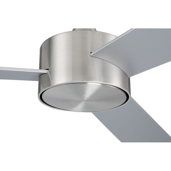 Provision Brushed Polished Nickel 52-Inch Ceiling Fan, image 4