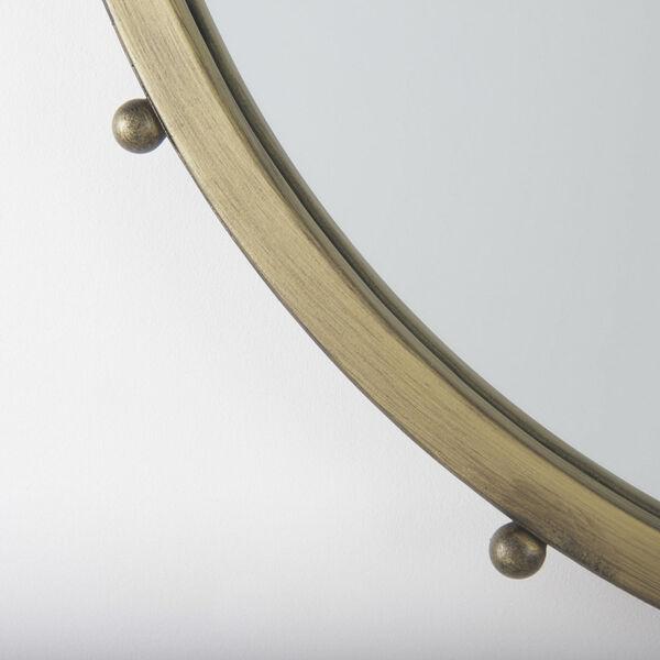 Elena I Gold Wall Mirror, image 4