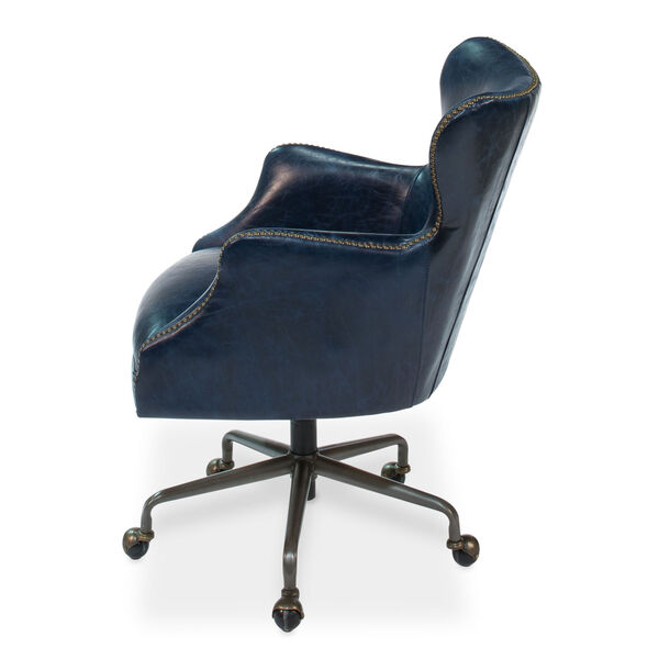 Blue Nevill Office Chair, image 4