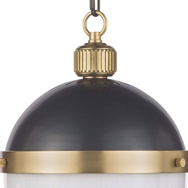 Classics Blackened Brass 10-Inch One-Light Pendant, image 3